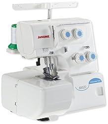 Janome Overlock Nähmaschine 8002D