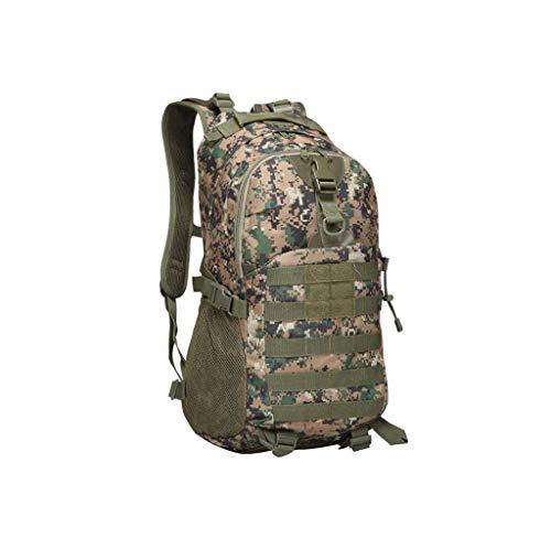 b716c75655b99 Lounayy Uk Backpack Camouflage Power Fashion Escursionismo Pack  Escursionismo Spallaccio Zaino Da Viaggio Alla Moda Zaino