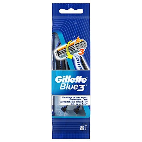 Gillette Einwegrasierer für Herren BLUE3 (8 St)