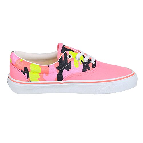 Damen Schuhe, YJ876013-1, FREIZEITSCHUHE SNEAKER SLIPPER HALBSCHUHE Rosa Multi