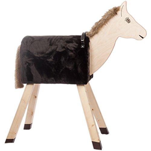 Holzpferd SUNNY Funny Horses braun