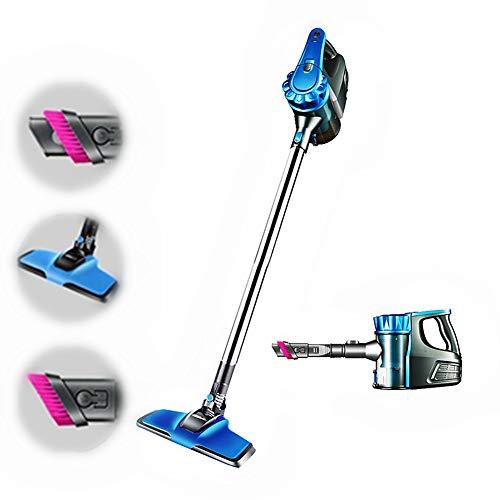 XCQLEI Aspiradoras Vertical,Aspiradora Escoba Hogar, 9000pa, Aspirador Mano Sin Cable, 120 W 2 En 1Aspirador...