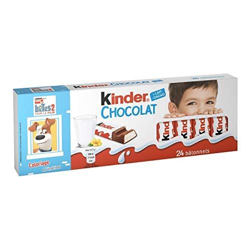 Kinder - Schokolade 300G - Lot De 3 - Preis pro Los - Schnelle Lieferung