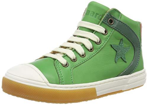 Bisgaard Unisex-Kinder 31839.119 Hohe Sneaker, Grün (Green 1001), 26 EU