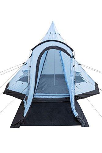 Zoom IMG-3 campfeuer tenda teepee grande degli