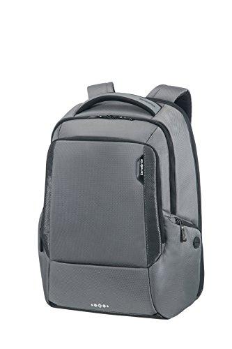 Imagen de samsonite cityscape tech lp  tipo casual expansible, 49 cm, 34 l, color gris steel grey