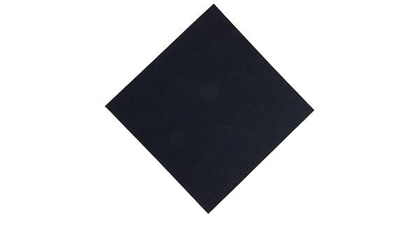 400/mm Duni gj120/doux serviette noir Lot de 720