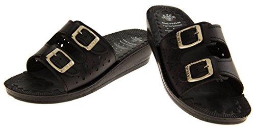 Footwear Studio , Sandales pour femme Noir - noir