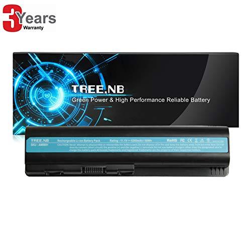 Tree.NB Reemplazo de la Batería del Portátil para HP 484172-001 485041-001 498482-001 484170-001 HSTNN-LB72 HSTNN-UB72 HSTNN-CB72 484171-001 485041-001 HSTNN-Q34C