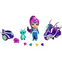 Shimmer and Shine FHN31 Zeta's Scooter Toy