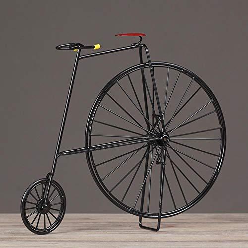 eicher-Retro- Eisenkunst Für Altes Fahrrad-Modell-Wohnzimmer-Dekorationen ()