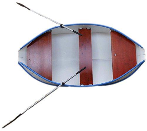 Ruderboot, Faltboot, Angelboot, Freizeitboot - das Banana®-boot Typ 260 - 15 Jahre Garantie