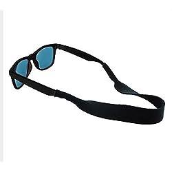 Tucuman Aventura - Cinta gafas neopreno (negro)