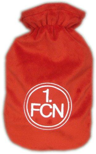 primamma 44330900 - Wärmflasche inkl. Bezug 1.FC Nürnberg
