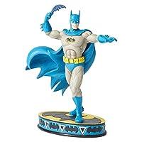 DC Comics by Jim Shore Figurine, Resin, Multi-Colour, One Size