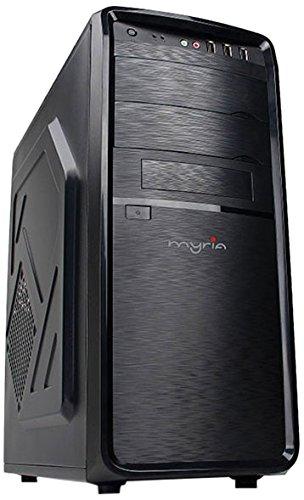 Myria Live V53 - Ordenador de sobremesa (IT, PC, Desktop, Intel Core i3-7100 3.9GHz, 4GB, 1TB, Intel HD Graphics 630, Linux) Color Negro