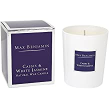 Max Benjamin Vela Natural Luxury Cassis & White Jasmine