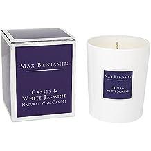 Max Benjamin Set x 6 Velas Perfumadas Cassis & White Jasmine