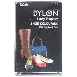 Tinte Dylon para Zapatos de cuero 2100310101Negro Noir 50ml