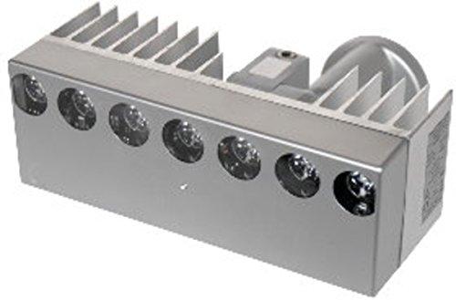 Lupus Electronics 10160 camere di sicurezza e montaggio per abitazione-Accessorio per macchina per la sicurezza (fili,-30-50 °C , Argento, 19 cm, 15,4 cm, 22,5 cm