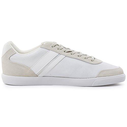 Lacoste Hommes Marine Comba Basket white