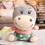 Tierplüschpuppe Spielzeug,Jaerio Niedlichen Plüsch Spielzeug Hippo Weiche Stofftiere Puppen Spielzeug Kinder Geburtstagsgeschenk 2019 heiß