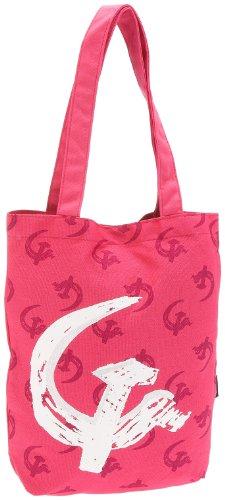 Whatever It Takes Lilly Allen Basic 1 Shopper, Borsa shopper donna Rosa (rosa)