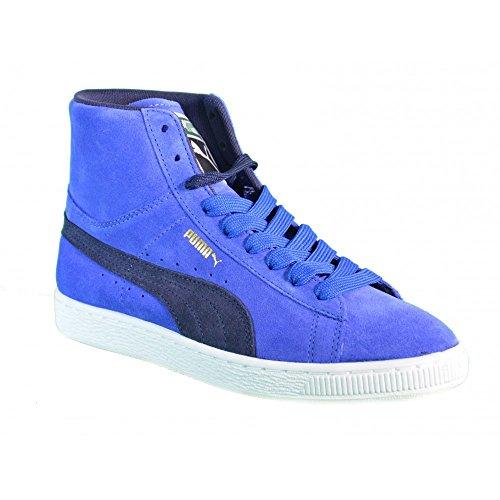 Puma - Puma Suede Mid Wmn's Scarpe Donna Blu Pelle 355460 Blau