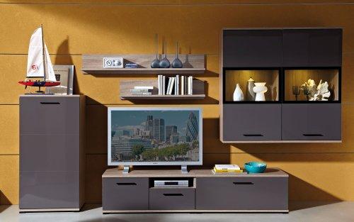 Germania 2185-165 TV-Unterschrank Atrium, 98 x 40 x 50 cm - 5