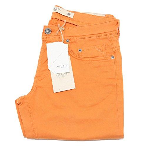 81639 pantaloni lunghi SIVIGLIA STRETCH jeans uomo trousers men [34]