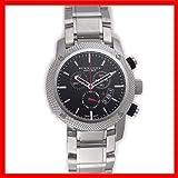 Verkauf. Authentic Burberry Sport Swiss Chronograph Unisex Herren Edelstahl schwarz Datum Zifferblatt BU7702