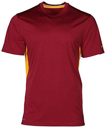 Nike Men's Dri-Fit Crew Neck Football T-Shirt (Nike Dri-fit-pull)