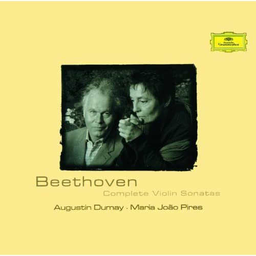 Beethoven: Sonata For Violin And Piano No.8 In G, Op.30 No.3 - 2. Tempo di minuetto, ma molto moderato e grazioso