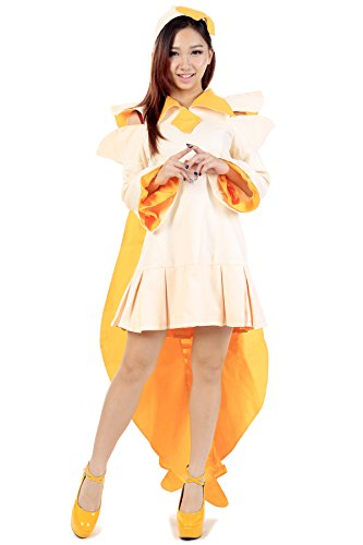 De-Cos Shugo Chara! / My Guardian Characters Hinamori Amu Outfit V1 (Amu Hinamori Kostüme)