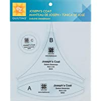 Image of Simplicity Acrylic Josephs Coat, Clear - Comparsion Tool