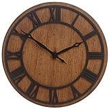 Gardman 17148 Horloge Tectona