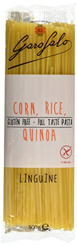 Garofalo Gluten Free Linguine 500 g (Pack of 3)
