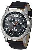 COOLFIRE l - Reloj Solar Reloj controlado por Radio Solar Militar (1532B)