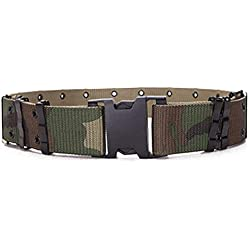 Modular Tactical Gürtel Heavy Belt Taille Modernas Duty Lässig Verstellbar Im M