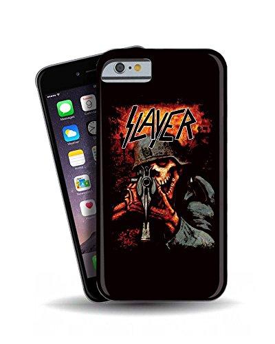 iPhone 6'SLAYER' Solider Squelette de la Mort 'en Métal Rock 3D Coque téléphone portable