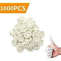 UPZHIJI 1000 PCS Fingerlinge Antistatisch Fingerschutz Latex Finger Cot für Kosmetik Medizin preisvergleich bei billige-tabletten.eu