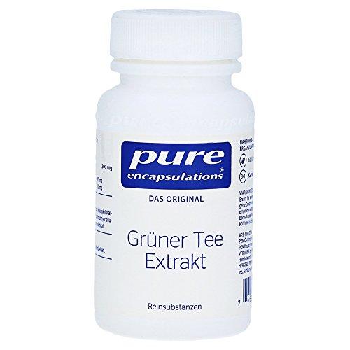 Puro Grün (PURE ENCAPSULATIONS Grüner Tee Extrakt Kps. 60 Stück)
