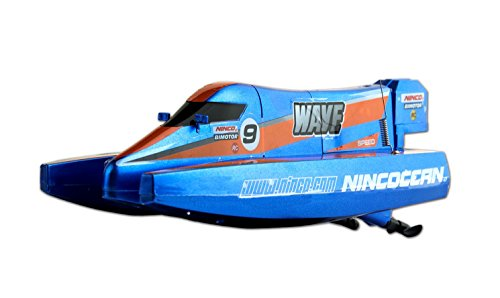 Ninco 530099018 - cean Wave, eau véhicules, Orange