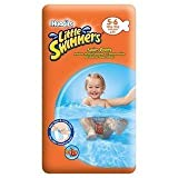 Huggies Little Swimmers Swim Pants Paquet de 11 couches de bain jetables Taille 5-6 12-18 kg