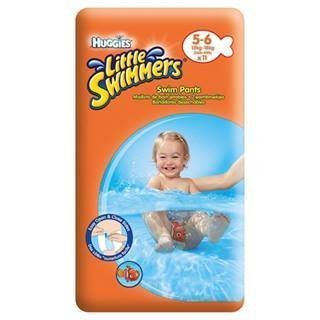 Huggies Little Swimmers Swim Pants Size 5-6 12-18kg x 11 per pack (Baby Huggies Windeln Größe 5)