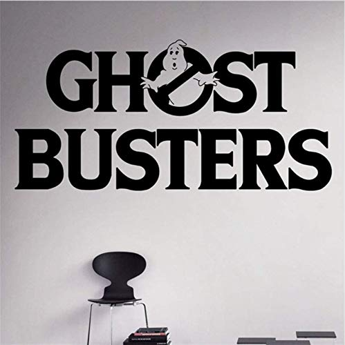 (Qthxqa Ghost Busters Wall Vinyl Aufkleber Animierte Serie Aufkleber Cartoons Home Interior Abnehmbare Kinder Kinderzimmer Dekor 43 * 90)
