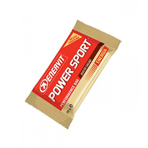 Enervit Sport Linea Energia Power Sport Protein Barretta Double Cacao
