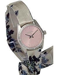 Reloj Mixta Zadig & vortaire de cuarzo reloj rosa 36mm y pulsera printed satén zvf401