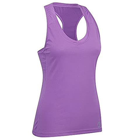 Ladies Vest Top - Radiant Orchid - 8