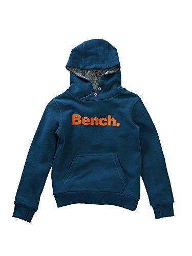 Bench Loop Back-C, Felpa Bambino, Blau (Blue BL190), 4 anni